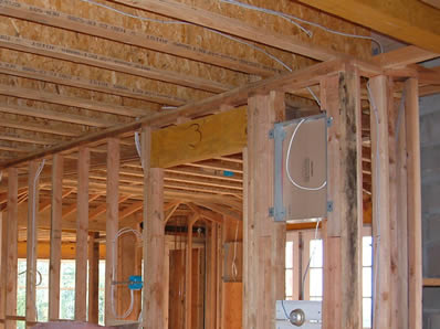 Home Electrical Wiring on New Home Wiring Basement Wiring A C Wiring Home Theater Wiring